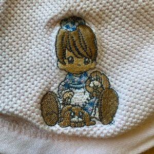 Precious Moments Other - Baby Blanket Headbands Nuk Nipples